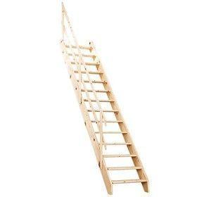 Trætrapper