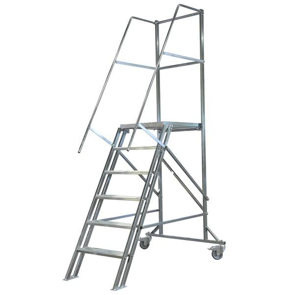 Image of   Laggo Mobil trappa stål-3,00