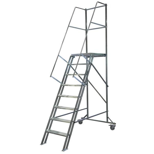 Image of   Laggo Mobil trappa stål-1,60