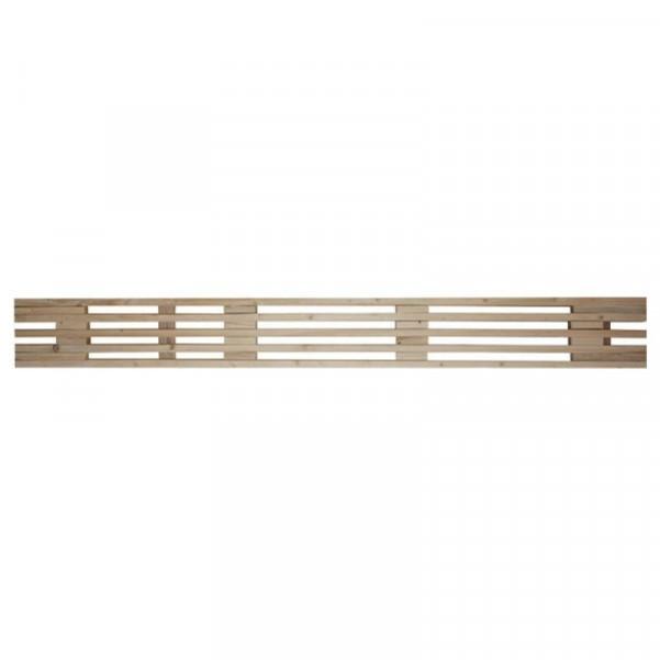 Image of   Jumbo Tralle 24,3x220cm. Træ/Træ 10,5 kg tør