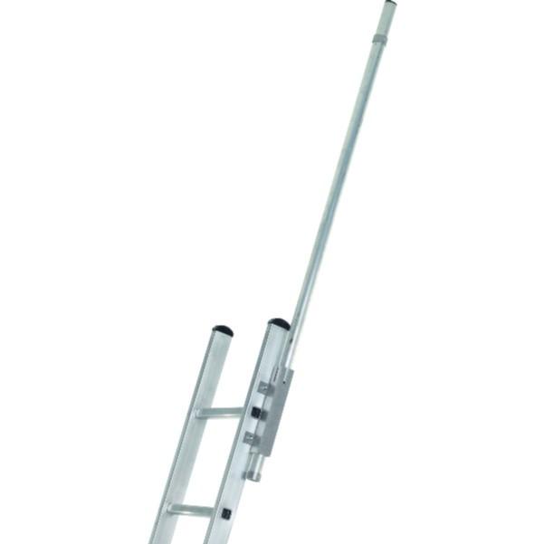 Image of   Zarges udstigningsvange, nedfældbar til enkeltstige, skrå montering, højre
