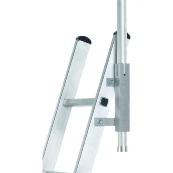 Image of   Zarges udstigningsvange, nedfældbar til enkeltstige, lige montering, højre