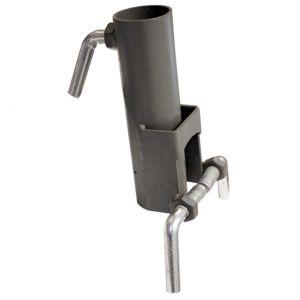Jumbo Gelænderstolpeholder til Bukkestillads