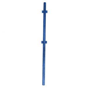 Jumbo Gelænderstolpe t/stålgelænder Bukkestill
