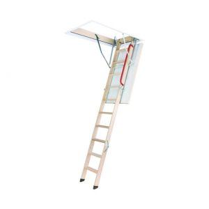 Fakro LWK Lofttrappe Komfort 3 foldesegmenter