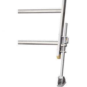 wibe leddelt forlængerben med drejefod 822056