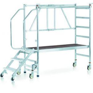 Zarges Zap-Monteringsplatform, Sammenklappelig