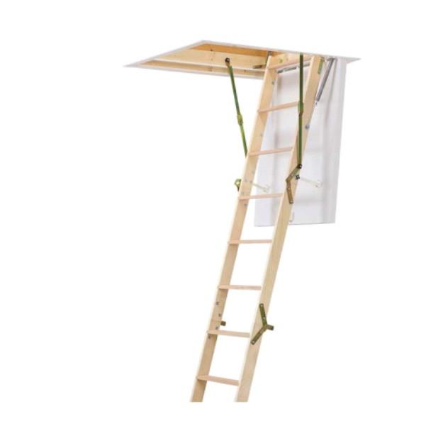 Billede af Dolle ClickFix 36 Mini lofttrappe udgået